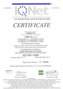 iso9001 iqnet